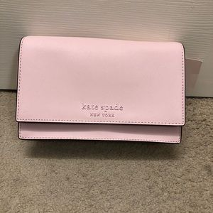 $280 NWT Kate Spade Light Pink Crossbody Purse